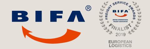 BIFA Registered Logo